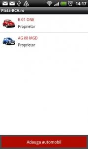 Aplicatie mobila plata-rca.ro screenshot3